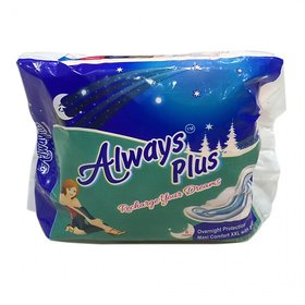 Always Plus maxi sanitary pads set of tree (AP3203)