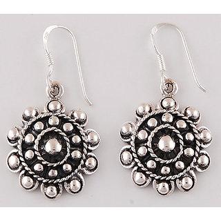 fb01a41090a Indian Silver 6.5 Gm Plain Earrings