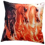 "BRANDED DIGITAL PRINT CUSHION COVER 1pc 16""X16"" BY ROYAL TD-5939"