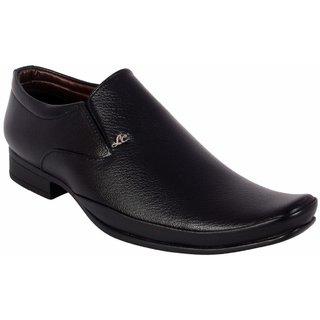 Nynty Nyn LFI-11004 Mens Black Formal Shoe