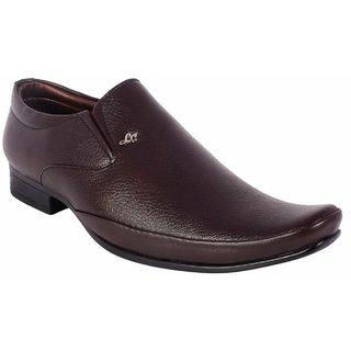 Nynty NynLFI-11004BR Mens BROWN Formal Shoe