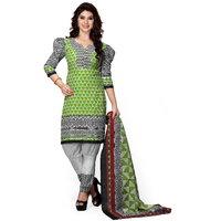 Florence Green ANANYA VOL-2 Cotton Printed Suit (SB-2672)