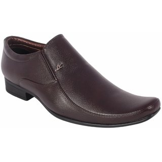 Nynty Nyn LFI-11025BR Mens BROWN Formal Shoe