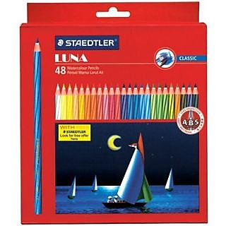 Staedtler Luna ABS 48 Color Pencil