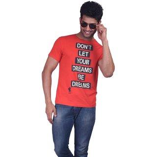 JDC Round Neck Cotton Tshirt (OTVF355)