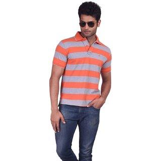 JDC Polo Neck Cotton Tshirt (OTSS310)