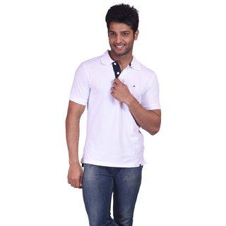 JDC Polo Neck Cotton Tshirt (OTSS311)