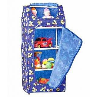 Multipurpose kids folding almirah