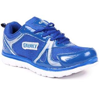 Galaxy Men's Stylish Blue Sport's Shoes GLX-01 BLU