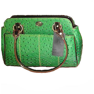 Ladies Green Hand Bag