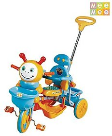 Mee Mee Fun Multicolour Tricycle
