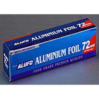 Aluminium Foil Paper Roll 72 mtr