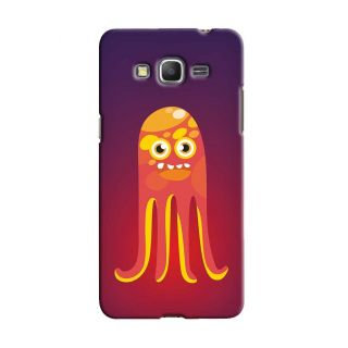 Snooky Back Cover Cases For Samsung Galaxy Core Prime G360H Purple - 30971