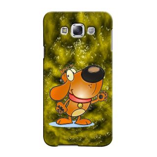Snooky Back Cover Cases For Samsung Galaxy A3 Green - 31139