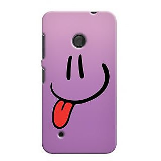 Snooky Back Cover Cases For Nokia Lumia 530 Pink - 30369