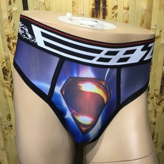 Imported Superhero printed Briefs available in Varied prints.