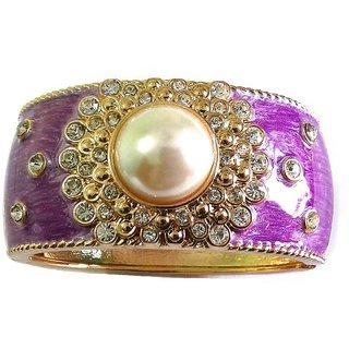 Fancy Purple Bangle / Bracelet - 770