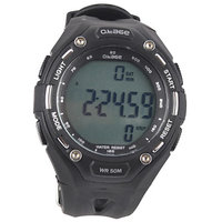 New Pedometer Heart Rate Monitor Sport Watch W/ Quick Touch Technology