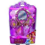 Disney Princess Magic Beauty Set With Mirror Comb And Brush