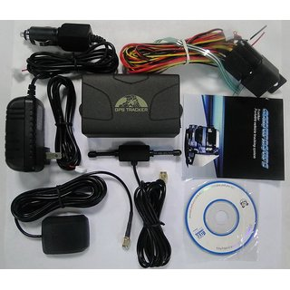Gps Tracker TK104 Tracking System Car Vehicle Tracker Quadband 60days Standby