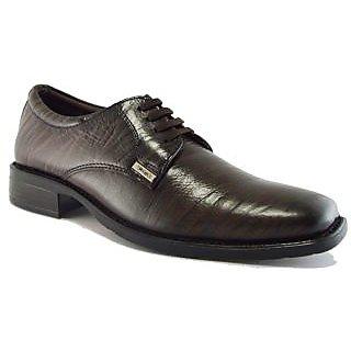 Valentino Men TCLARK63BRN Leather Formal Shoes