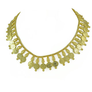 Womens Trendz Potli Haar Necklace