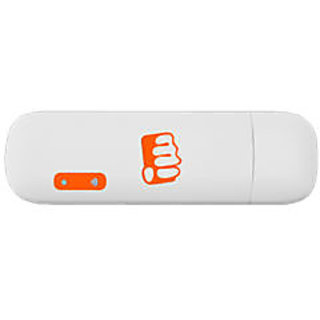 Micromax MMX 219W-3G Data Card (White) with WIFI Hotspot and Free Headphones