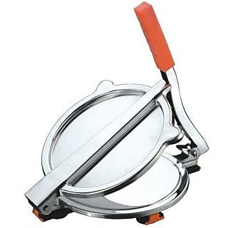 RBJ Puri Chapati Maker Press Stainless Steel 13CM