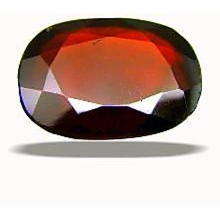 JEWELSWONDER Hessonite Garnet (Gomed) (5 - 5.5)