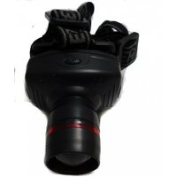 High Power Long Range 3W LED Zoom HeadLight Headlamp FlashLight Camping Hiking