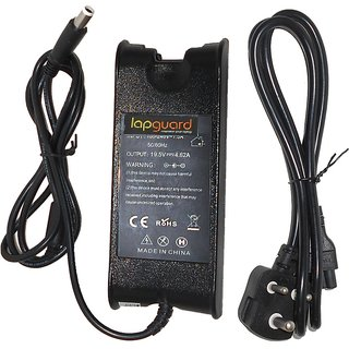 Lapguard Laptop Charger For Dell Pa-10_90 LGADDL195V462A7450_1104_117