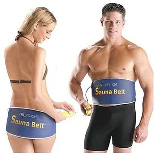 Sauna Belt Slimming Healthy Diet Belt Fat Burner and Weight Loss