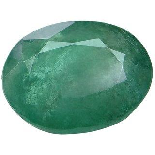 4.42 Ct. / 4.91 Ratti Natural & Ligs Certified Emerald (Panna) Gemstone (AGJ0965)