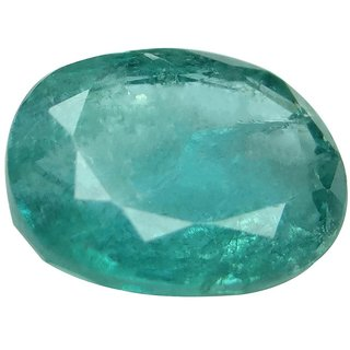 2.55 Ct. / 2.83 Ratti Natural & Ligs Certified Emerald (Panna) Gemstone (AGJ0972)