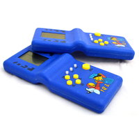 Videogame In Blue Colour