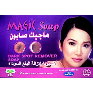 Magic soap dark spot remover 135gram.