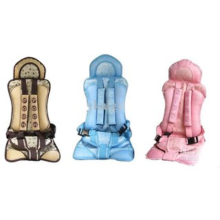 Child Safety Seat Portable Car Baby Car Seat Cushions Adjusted To Sit - ACST