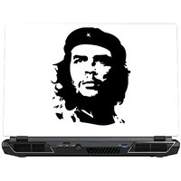 SkinShack Che Guevara Art Black And White Laptop Skin