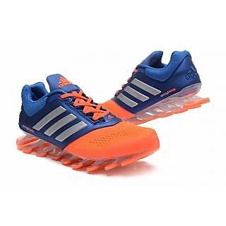 super popular 26f0b b4689 ... italy addidas mens springblade orange blue shoes adiorngblbllimited  offer b6cdc 52b08