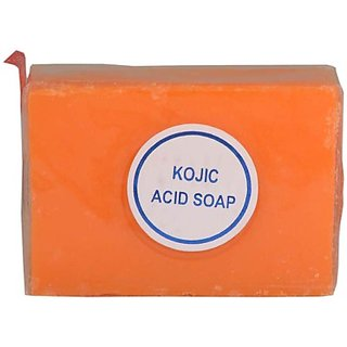 Kojic Acid Soap For Skin Brighiting And Hyper Pigmentation (120 g)