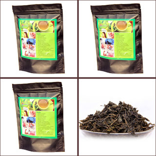 Buy 3 ic Long Leaf Preum Green Tea @ 539 Only (300 Gram ) + Free Shipping
