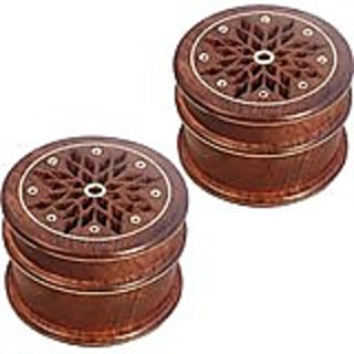 Combo Set Of Beautiful Jewellery Box With Carving By Crafts Man Perfect Gift.