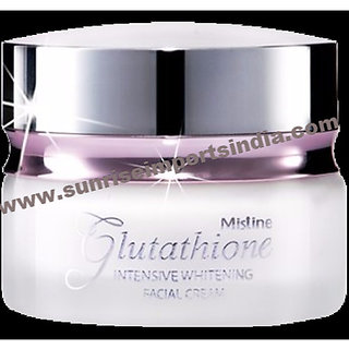 Mistine Intensive Whitening Facial Cream for Beautiful Skin