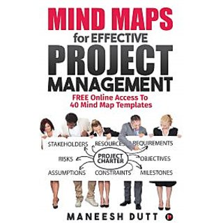 Mind Map Illustrations in this Book