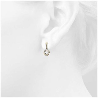 Designer Party wear Jewellery Sterling Silver EarringVJE0012 b b