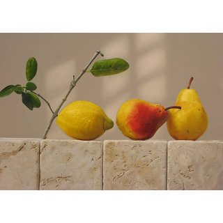 Mesleep Pears Canvas