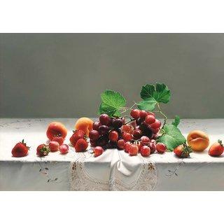 Mesleep Fruits Canvas