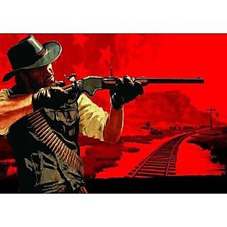 Mesleep Wild West Canvas
