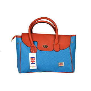 BH Wholesale Market Blue Shoulder/Hand Bag For Women