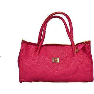 BH Wholesale Market Pink Shoulder/Hand Bag For Women